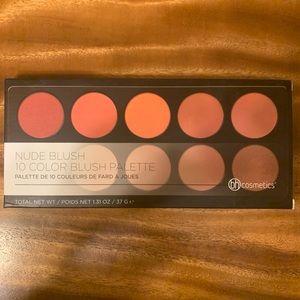 BH Cosmetics Nude Blush Palette
